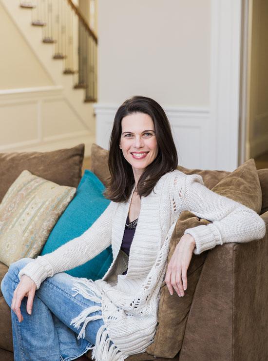 Celia Alida Rutte of Design for Conscious Living