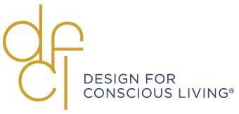 Design for Conscious Living Logo