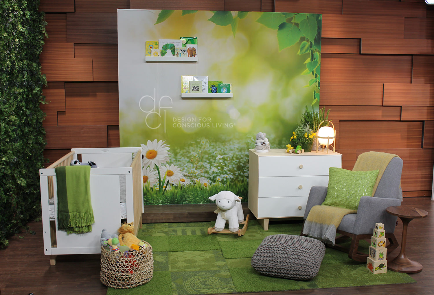 nature inspired furniture. A Nature Inspired Nursery By Design For Conscious Living Presented On Citytv\u0027s Cityline Furniture N