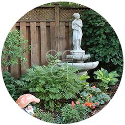 Landscape Design - Water Fountain