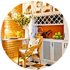 Interior Decorating - Kitchen Nook
