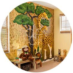 Interior Decorating - Child's Bedroom